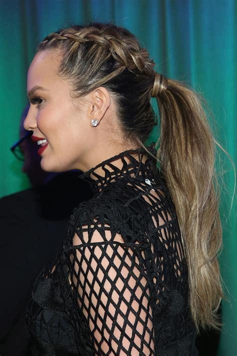 chrissy lkin french braid 21 french ponytail hairdo ideas designs design trends