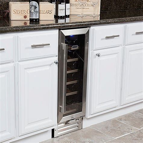 Wine Cooler For Kitchen Cabinets by Compact Wine Chiller Cabinets Cabinets Matttroy