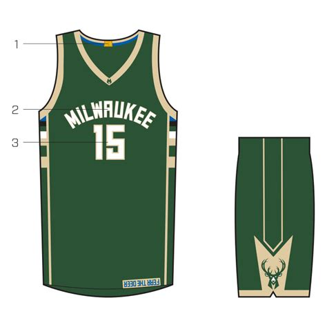 new jersey colors milwaukee bucks unveil new logos colors jerseys court
