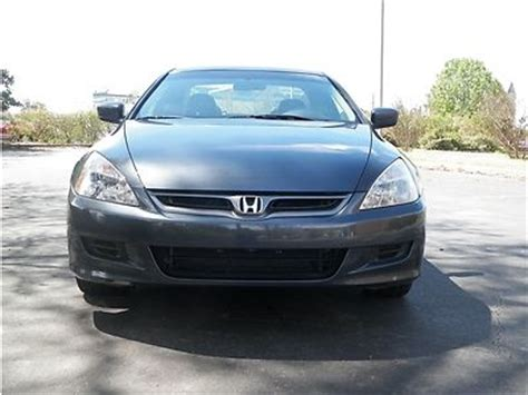 Two Door Accord by Buy Used Two Door Honda Accord With Leather Cd Heated