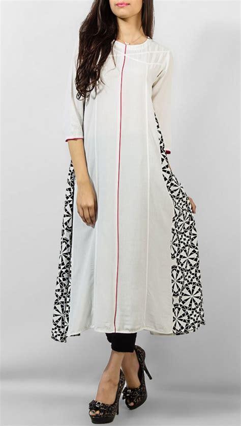 Best 25  Cotton kurtis designs ideas on Pinterest