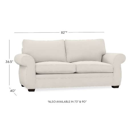 Pearce Sofa Pottery Barn by Pearce Upholstered Sofa Pottery Barn