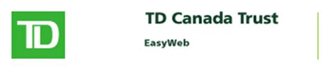 easyweb td bank easyweb help is here