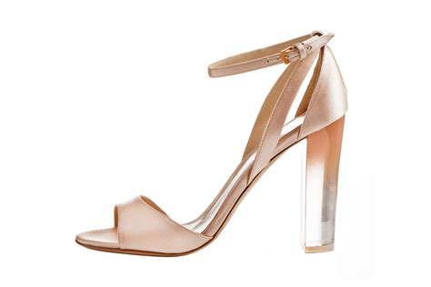 designer gold wedding shoes standout wedding shoes from new york bridal fashion week
