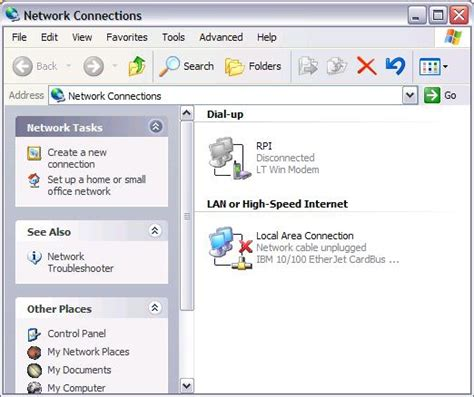 setup local xp windows xp network settings division of the chief