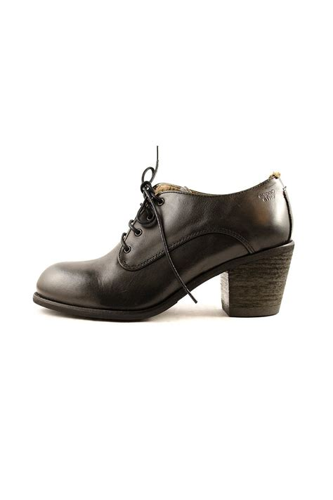 oxford heel shoes coqueterra shoes oxford heel from toronto by buck s