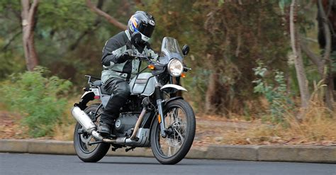 Motorrad Test Royal Enfield by Royal Enfield Himalayan Road Test Motorcycle Magazine