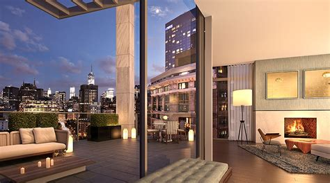 Interior Design For Bathrooms by Unique Amp Spectacular Penthouses For Sale In Soho Nyc One