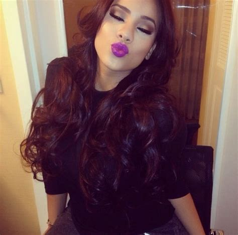 what color red is cyn santanas hair 23 best cyn santana images on pinterest hair dos cyn
