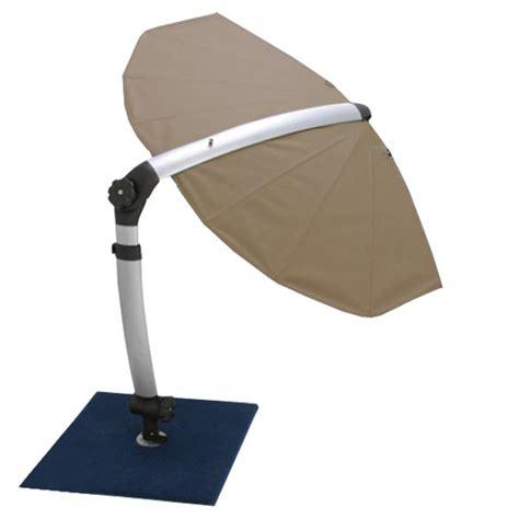 boat umbrella ebay tracker pro techt pro plus sunbrella heather brown boat