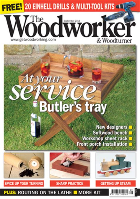 woodworker magazine subscription isubscribe