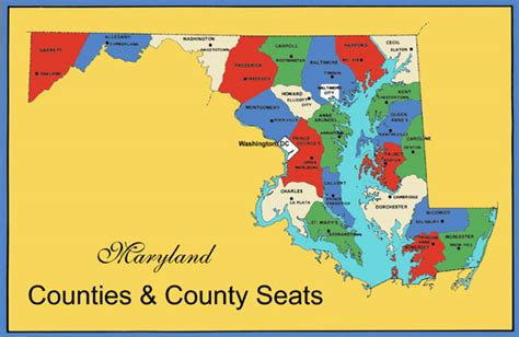 maryland map counties maryland county map area county map regional city