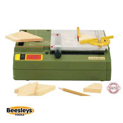 proxxon bench circular saw beesleys tool shop uk main dealer for dremel proxxon