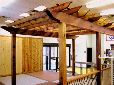how to build a backyard pergola simple diy woodworking