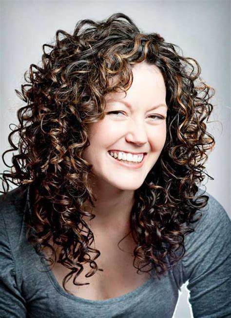 Curly Layered Hairstyles by 30 Layered Curly Haircuts Hairstyles