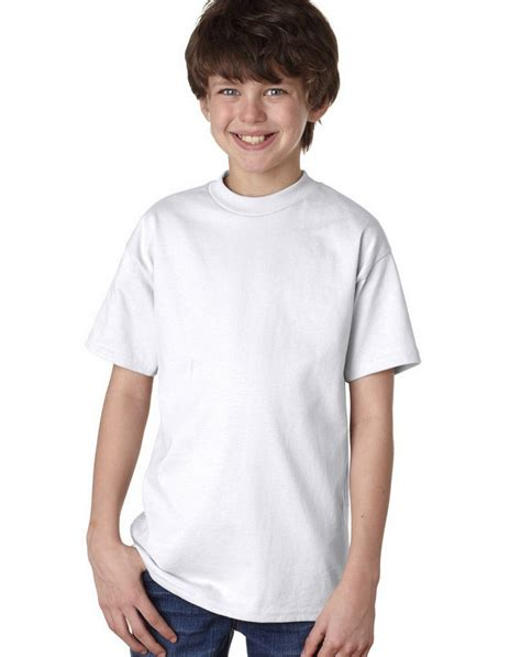 Hanes All Comfort by Hanes 5450 100 Youth Cotton Comfort Apparelnbags