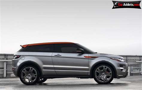 modified range rover evoque tuning range rover evoque modified by a khan design