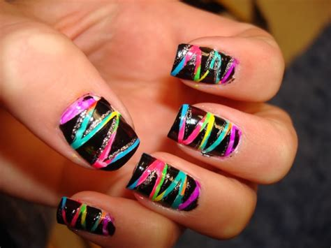 Creative Nails by The Fall Creative Nail Designs Make Up Tips Nail