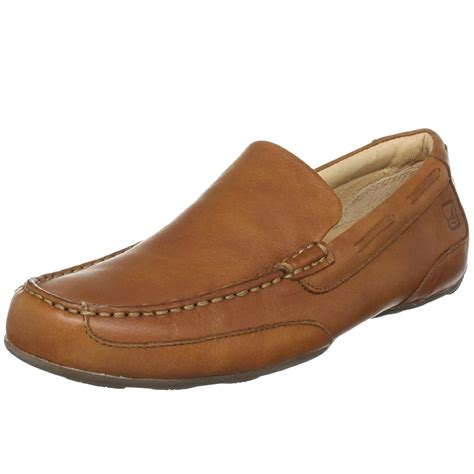 sperry loafers sperry top sider mens navigator driver loafer in brown for