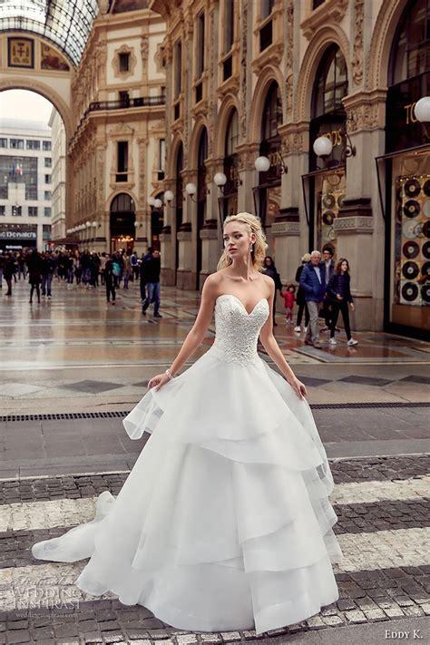 Jessy Dress Miulan eddy k 2017 wedding dresses bridal collection