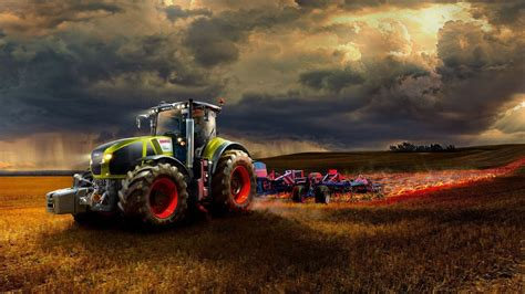Ford Tractor Wallpaper