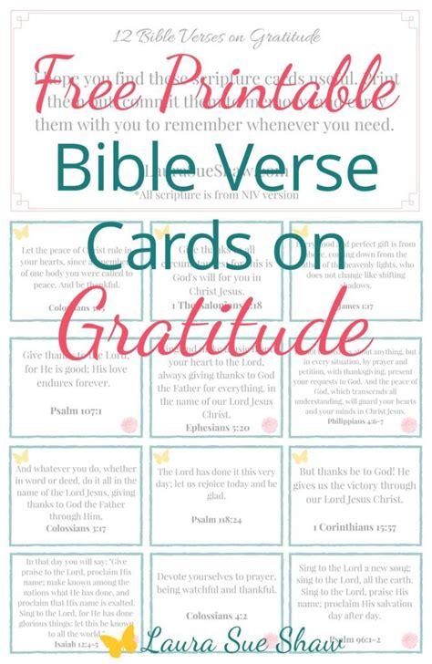 printable scripture quotes free printable bible verse cards on gratitude gratitude