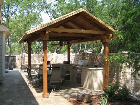 how to build an outdoor kitchen preferred properties