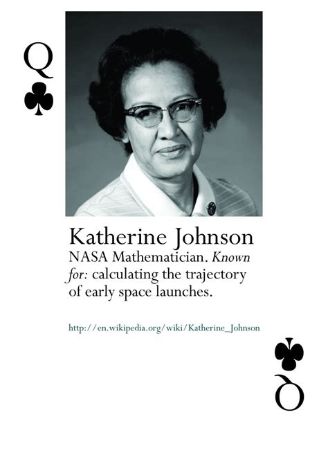 katherine johnson space center 54 women who rocked the tech world business insider