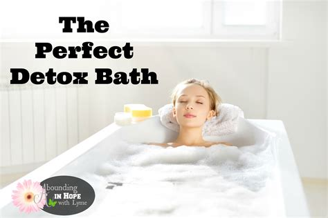 Lyme Detox Bath by The Detox Bath Abounding In With Lyme