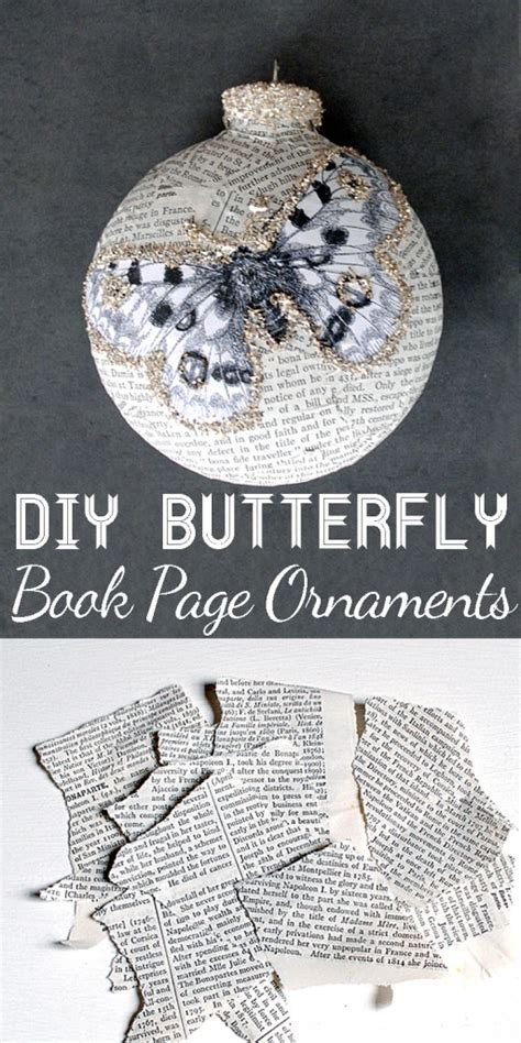 book page crafts ornaments the graphics fairy