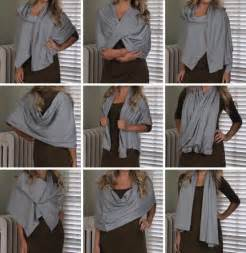 Different Ways To Wear Infinity Scarf You Re Intrigued Right