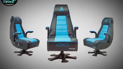 Is It A Chair Is It A Playstation 2 Is It An Ecologically Friendly Chair Made Of Ps2s by X Rocker Infiniti Playstation Gaming Chair
