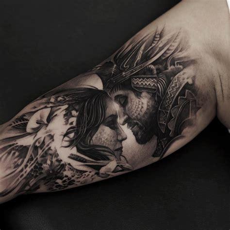 tattoo designs for mens arms arm tattoos golfian