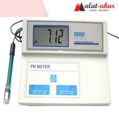 Alat Pengukur Ph Air Lazada alat pengukur bench ph meter ph 016a
