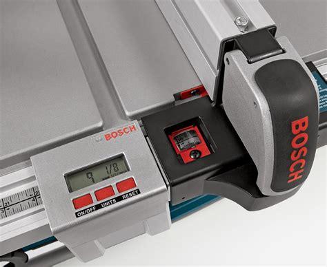 Bosch 4100 Series Bosch 4100 Series Table Saw A Closer Look