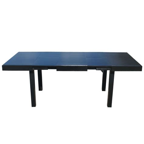 expandable dining table by george nelson for herman miller midcentury retro style modern architectural vintage