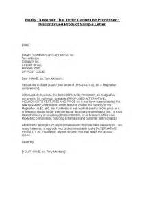 Sle Letter For Product Discontinuation Exles Of Letter Of Order Sle Letter To Get Evidence Of A Restraining Order Gov Uk
