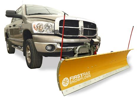 Firsttrax Home Snow Plow Firsttrax Light Duty Snowplow