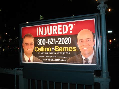 Cellino And Barnes Commercial cellino barnes in you ve seen their billboards flickr