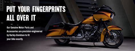 Motorcycle Parts & Accessories   Harley Davidson USA