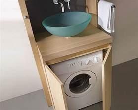 9 petites salles de bains avec lave linge astuces