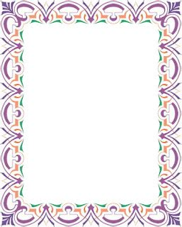 pattern undangan cdr bingkai undangan 6 kreatifitasdircom
