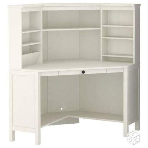 Bureau D Angle Blanc Achat Et Vente Priceminister Ikea Bureau Angle