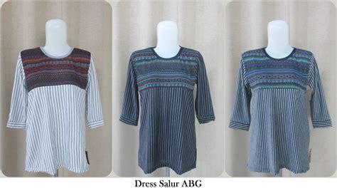 Pusat Grosir Baju Alenna Dress Katun Jepang Rayon Pusat Grosir Dress Salur Abg Murah Tanah Abang Rp 16 500
