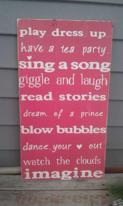 cute bedroom signs best 25 little girls playroom ideas on pinterest girls