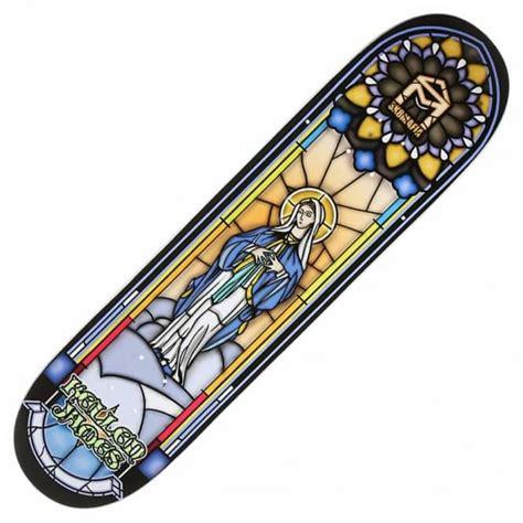 Skateboard Set Up 8 0 Sk8mafia sk8mafia kellen stained glass skateboard deck 8 0 skateboard decks from skate