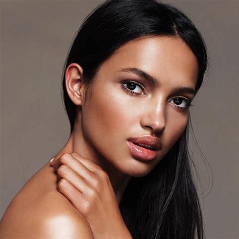 Kamila Top Black T3009 3 tips makeup cantik untuk si kulit sawo matang cosmetics