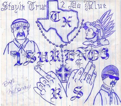 nortenos colors t hathaway los surenos sur trece links and notes