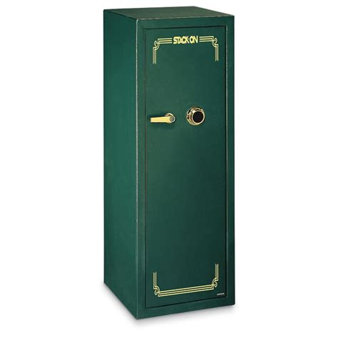 stack on 174 16 gun safe 75955 gun safes at sportsman s guide