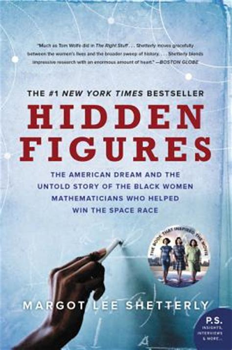 hidden figures the untold 0008201323 hidden figures the american dream and the untold story of the black women mathematicians who